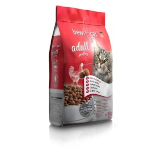 Bewi-Cat Adult Poulty  1 kg